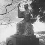 Manbys gravmonument på Norra kyrkogården