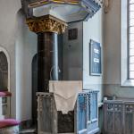 Kyrkans predikstol