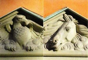 Örnen och hästen