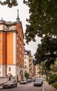 Swedenborgs Minneskyrka vid Tegnérlunden