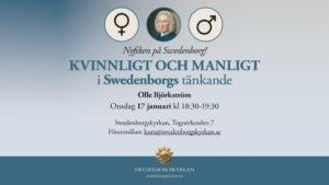 Kvinnligt och manligt i Swedenborgs tänkande