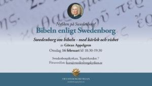 Bibeln enligt Swedenborg