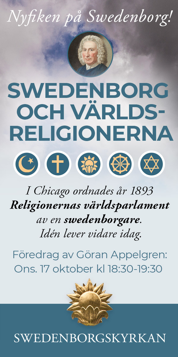 Swedenborg och världsreligionerna