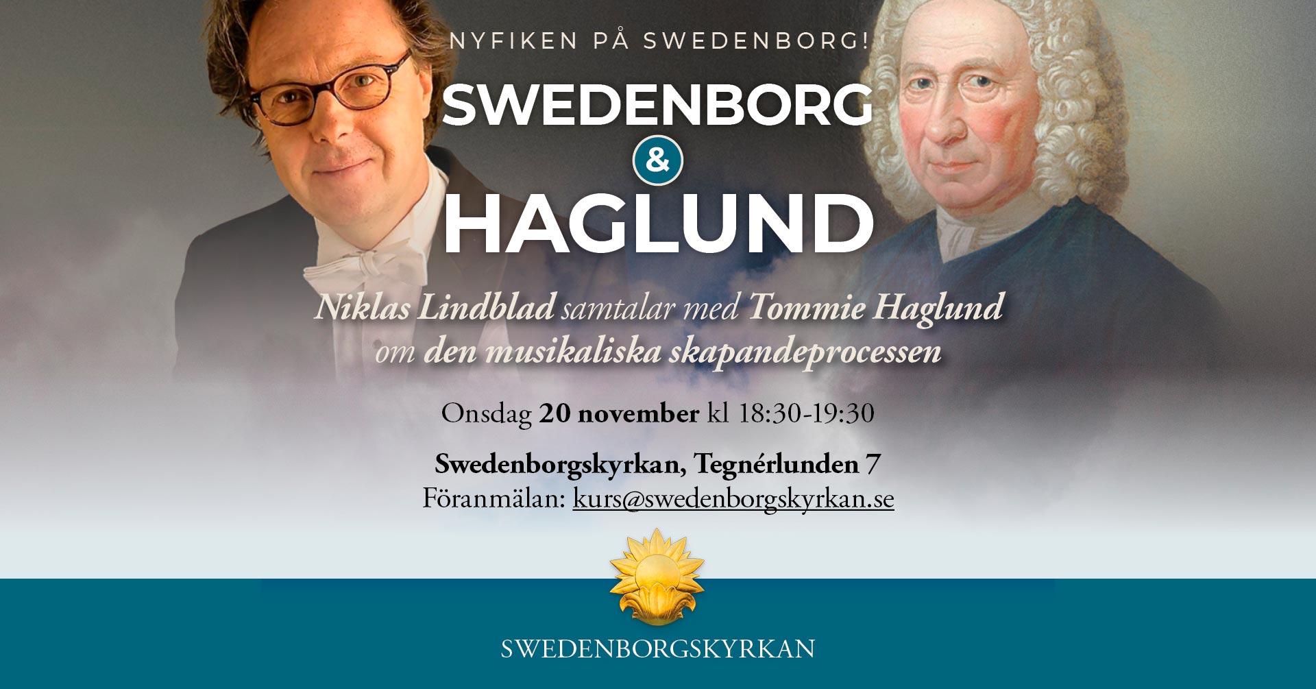 Swedenborg & haglund